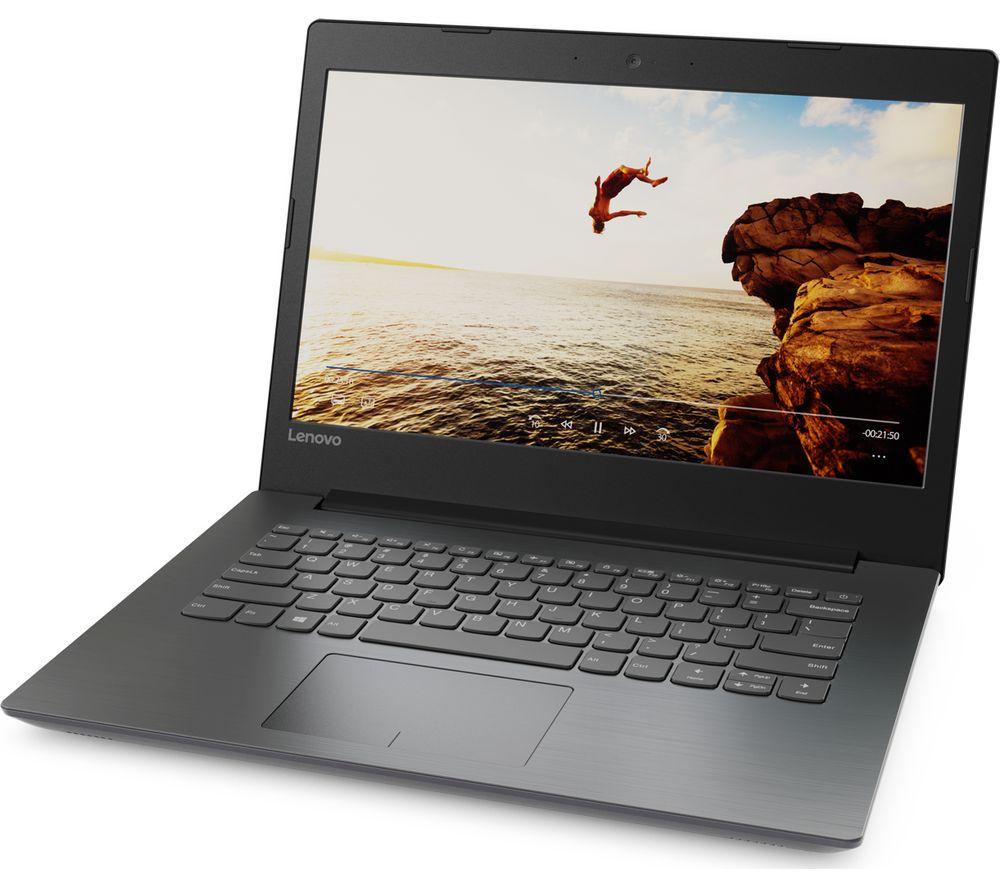 "LENOVO IdeaPad 320-14ISK 14"" Laptop - Black"