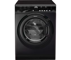 HOTPOINT Futura FDL 9640 K 9 kg Washer Dryer - Black