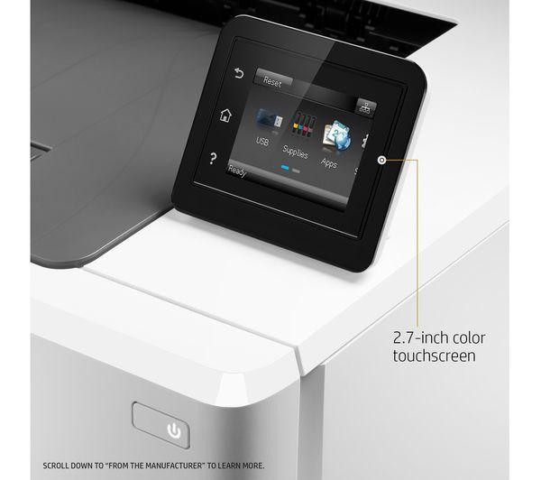 Buy Hp Colour Laserjet Pro M254dw Wireless Laser Printer