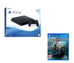PlayStation 4 Slim & God Of War Bundle - 500 GB