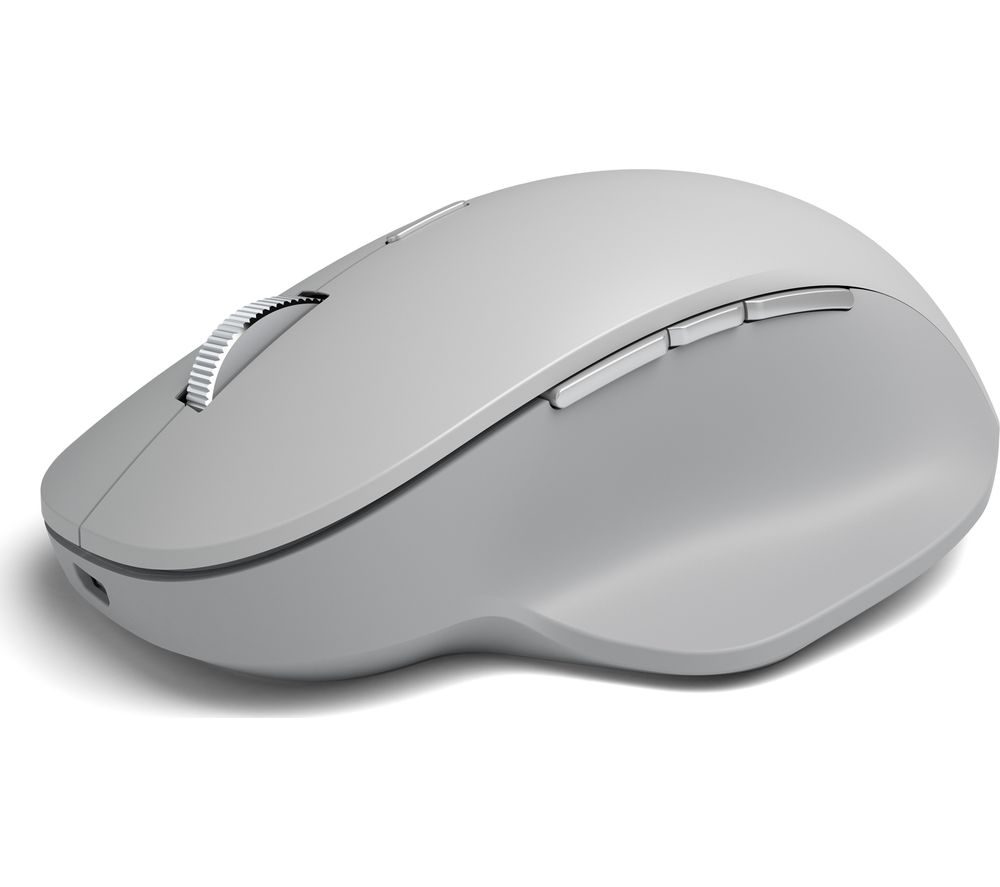 MICROSOFT FTW-00002 Surface Precision Wireless Mouse - Grey