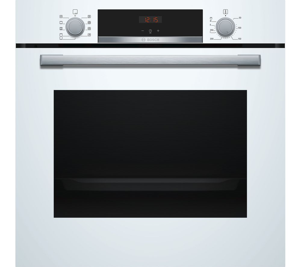 BOSCH HBS534BW0B Electric Oven - White
