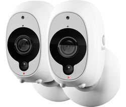 SWANN Smart Security Camera - Twin Pack
