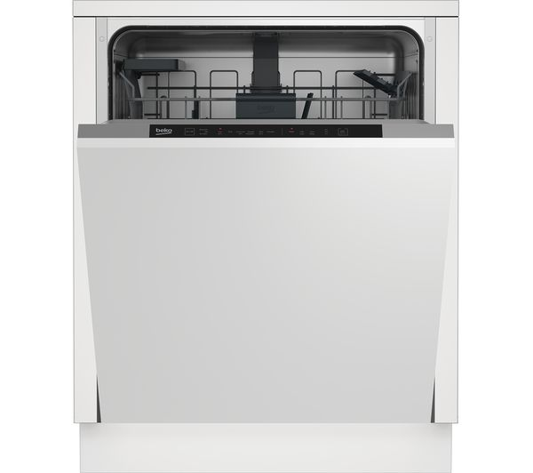 Image of BEKO Pro DIN16X10 Full-size Fully Integrated Dishwasher