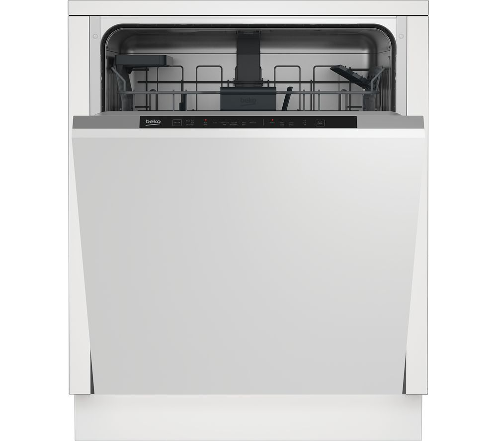 BEKO Pro DIN16X10 Full-size Fully Integrated Dishwasher