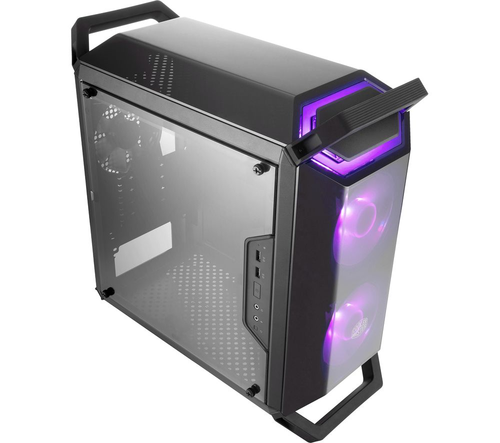 COOLER MASTER MasterBox Q300P Micro-ATX Full Tower PC Case