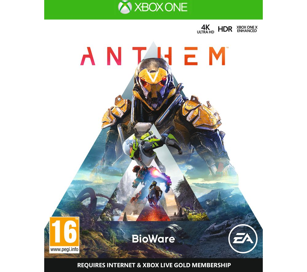 Image of XBOX ONE Anthem