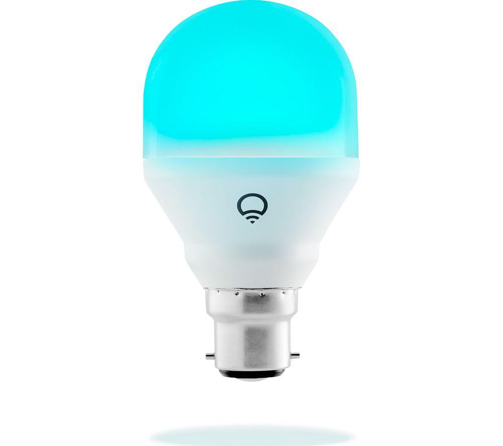 LIFX A19 Mini Day & Dusk Smart Bulb - B22