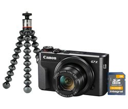 PowerShot G7 X MK II Compact Camera Vlogging Kit