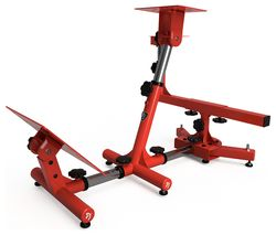 AROZZI Velocita Racing Simulator Stand - Red