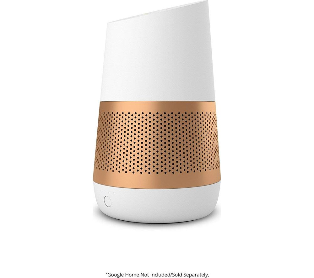 NINETY7 LOFT Google Home Portable Battery Base - Copper