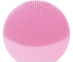 FOREO LUNA Play Plus Facial Cleansing Brush - Pearl Pink
