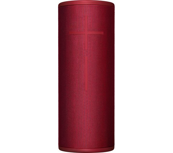 Image of ULTIMATE EARS MEGABOOM 3 Portable Bluetooth Speaker - Red
