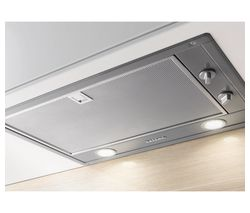 MIELE DA2450 Integrated Cooker Hood - Stainless Steel