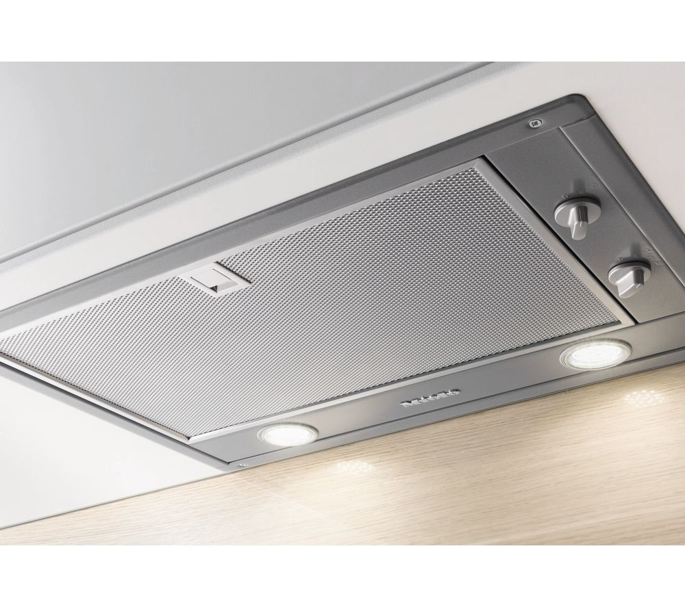 Image of DA2450 Integrated Cooker Hood - Stainless Steel, Stainless Steel