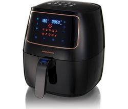 MORPHY RICHARDS 480005 Air Fryer - Black