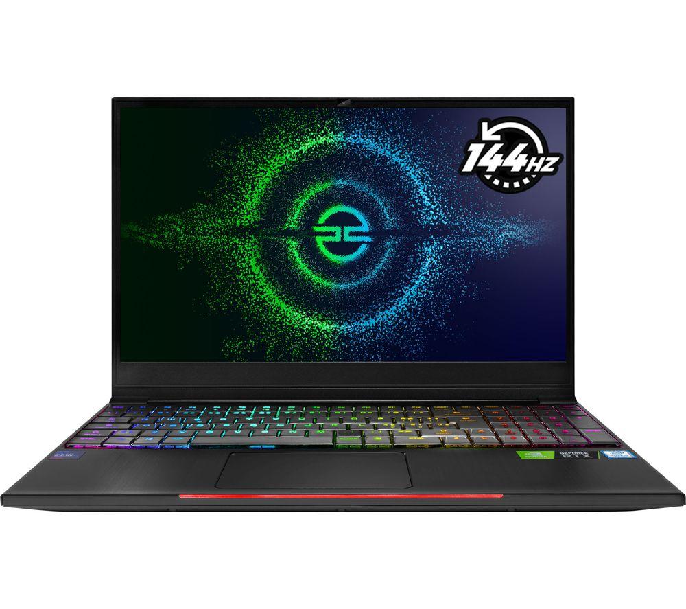 "PC SPECIALIST Recoil III RT15 Pro 15.6"" Gaming Laptop - Intel® Core™ i7, RTX 2070, 1 TB & 256 GB SSD"