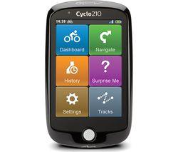 MIO Cyclo 210 Bike 3.5