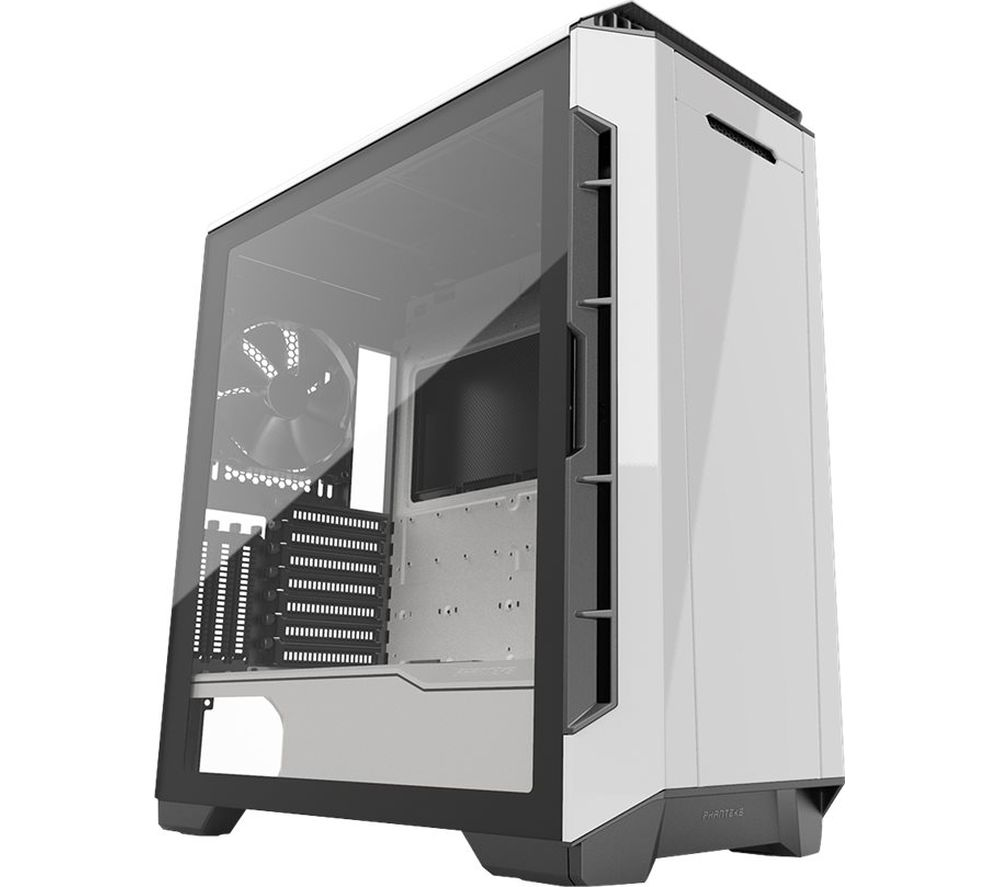 PHANTEKS Eclipse P600S E-ATX Mid-Tower PC Case - White