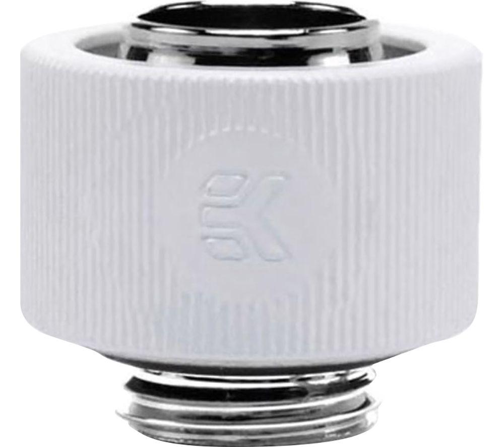 EK COOLING EK-ACF Fitting - 10/16 mm, White