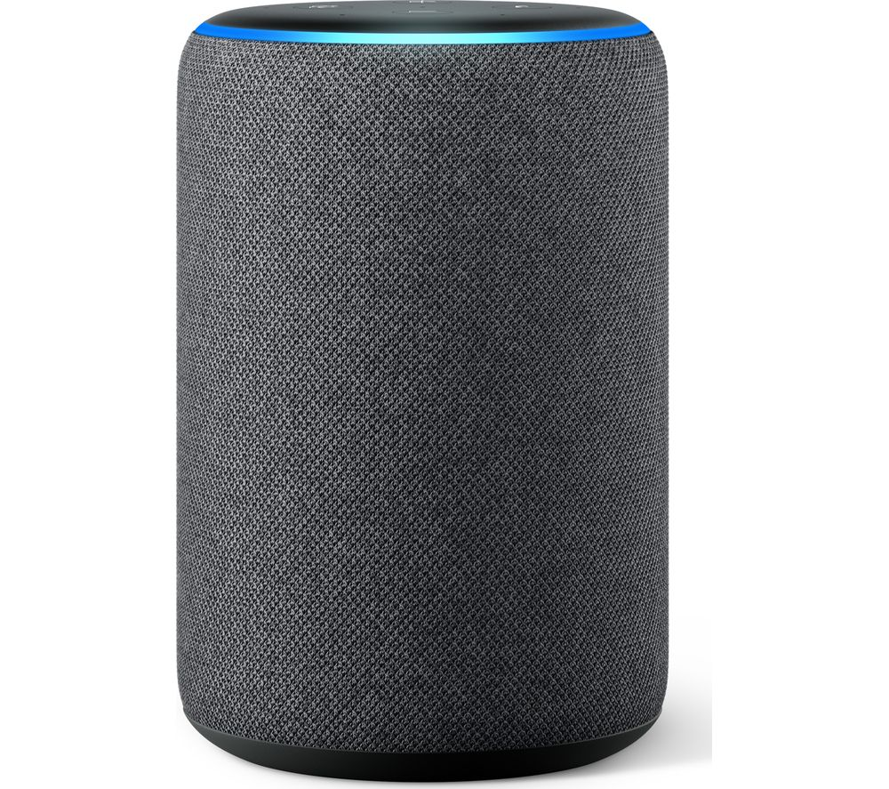 AMAZON Echo (3rd Gen) - Charcoal Fast Delivery | Currysie