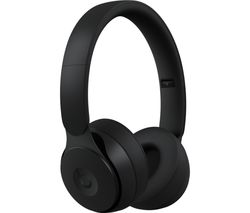 BEATS Solo Pro Wireless Bluetooth Noise-Cancelling Headphones - Black