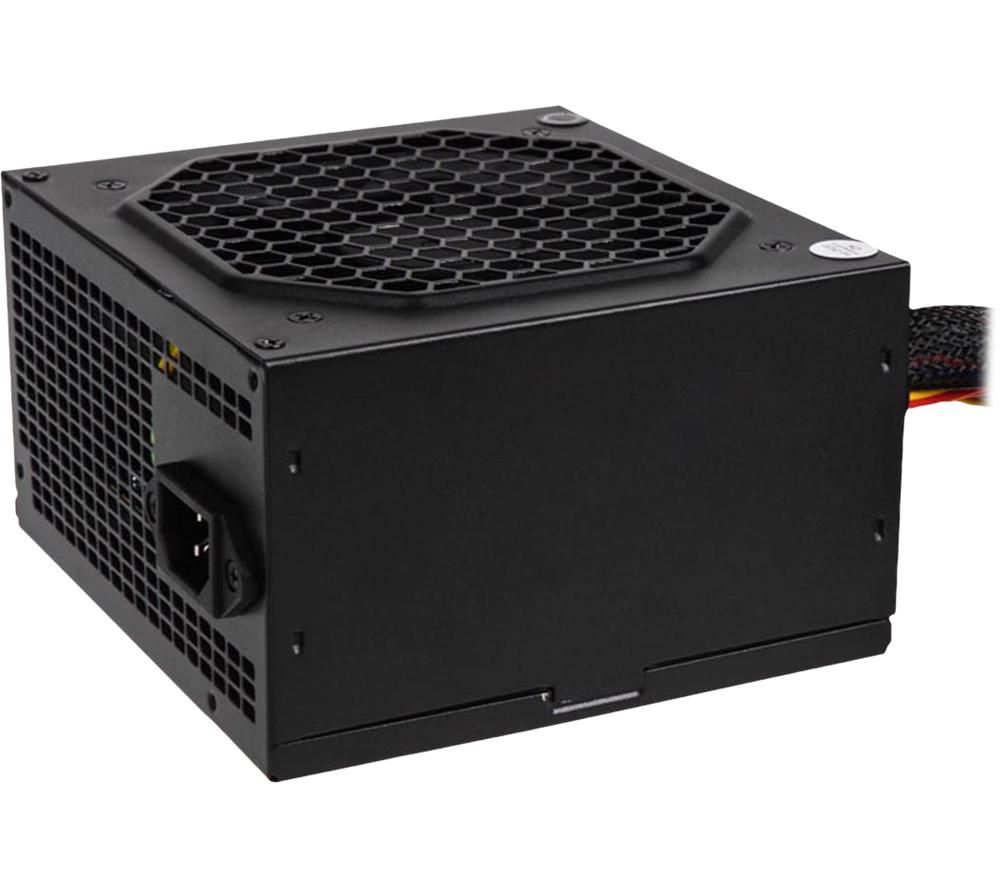 Image of Kolink Core Series 600W 120mm Automatic Control Fan 80 PLUS Certified PSU
