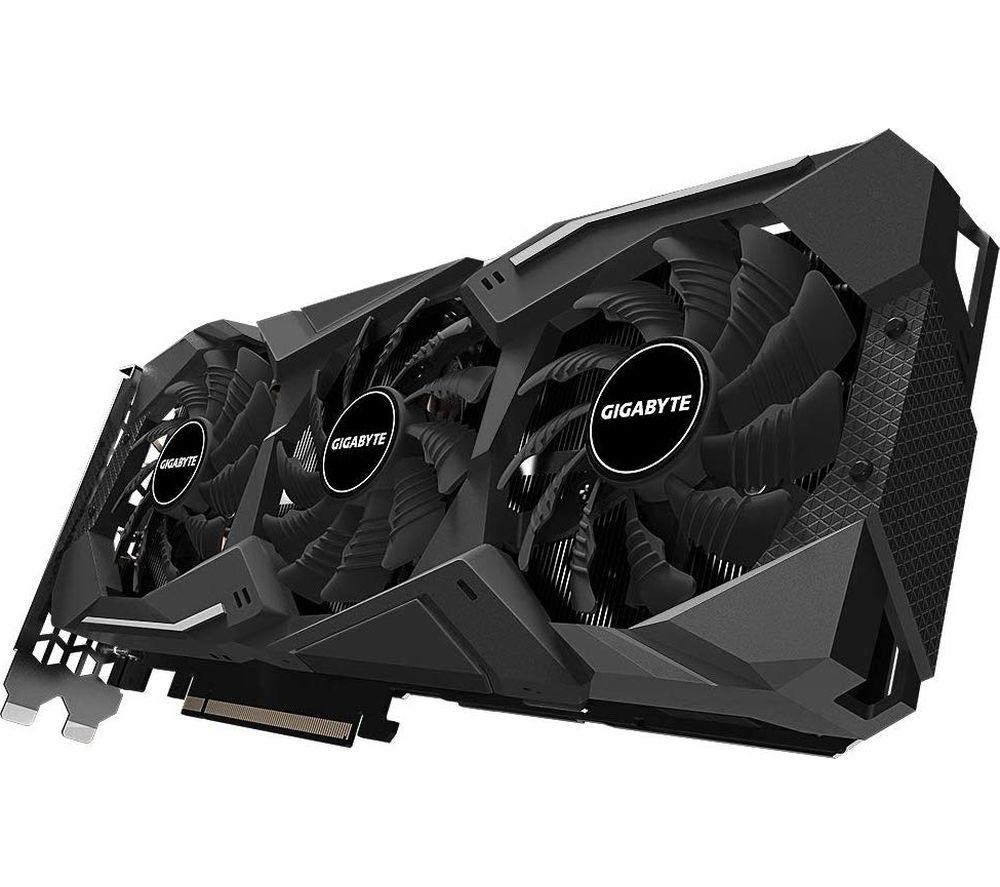 GeForce RTX 2070 Super 8 GB WINDFORCE OC Graphics Card