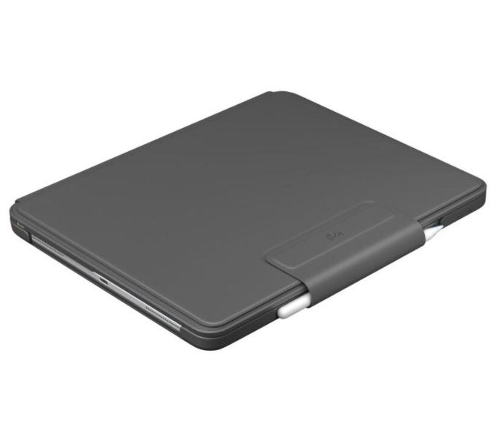 "LOGITECH Slim 12.9"" iPad Pro Keyboard Folio - Grey"