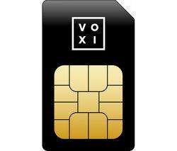 £20 SIM Card - 45 GB Data