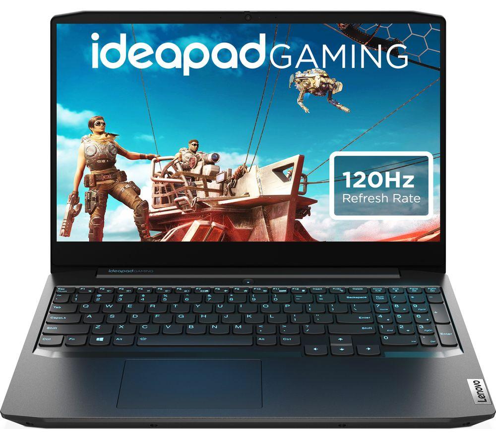 "Image of LENOVO Series 3 15.6"" Gaming Laptop - Intel®Core™ i5, GTX 1650 Ti, 256 GB SSD"