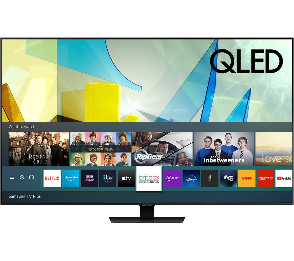 "Image of 49"" SASMUNG QE49Q85TATXXU Smart 4K Ultra HD HDR QLED TV with Bixby, Alexa & Google Assistant"