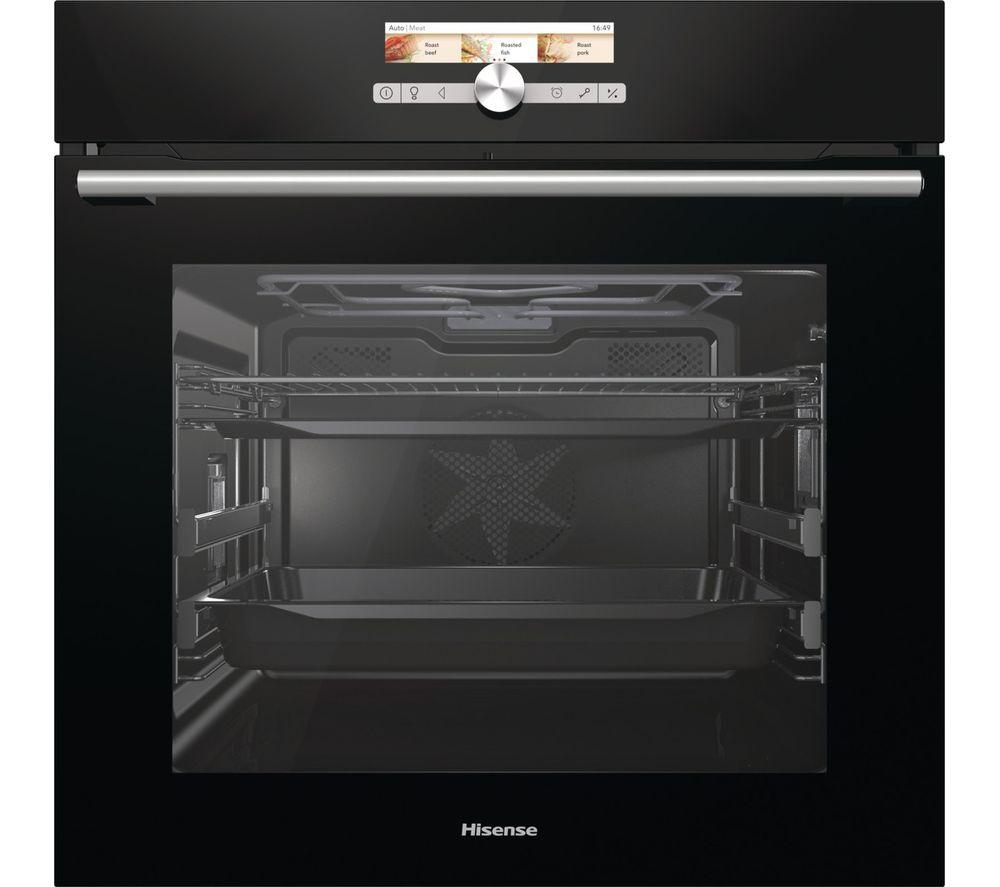 HISENSE ChefPro OP543PGUK Electric Oven - Black