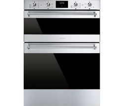 DUSF6300X Electric Built-under Double Oven - Stainless Steel