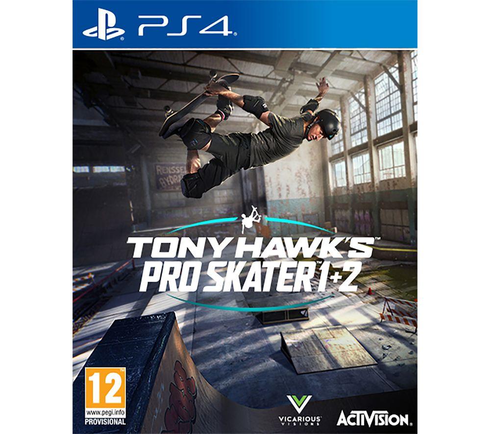 PLAYSTATION Tony Hawk's Pro Skater 1 & 2