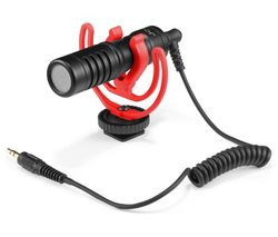 Wavo Mobile JB01643-BWW Camera Microphone