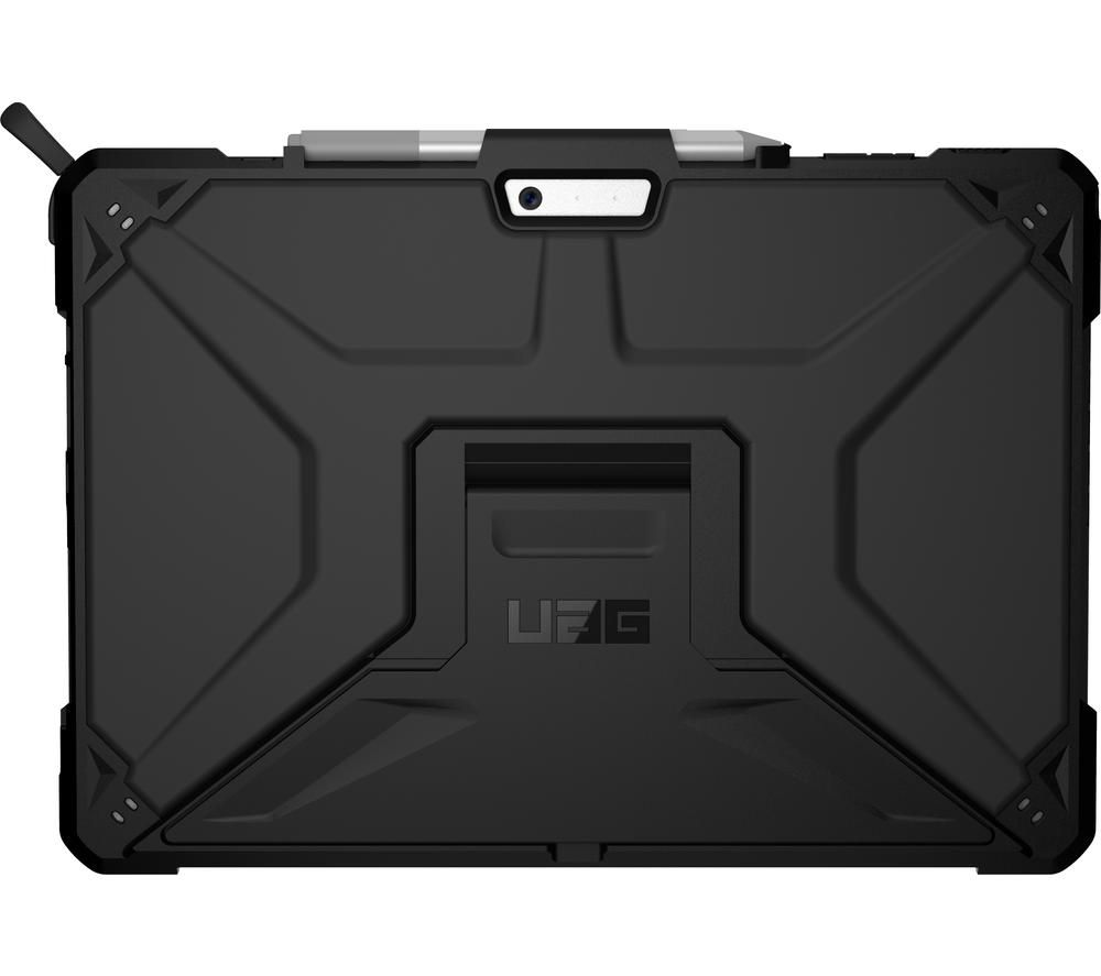 "UAG Metropolis Rugged 12.3"" Surface Pro Case - Black, Black"