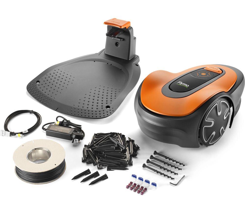 FLYMO EasiLife GO 250 Robot Lawn Mower