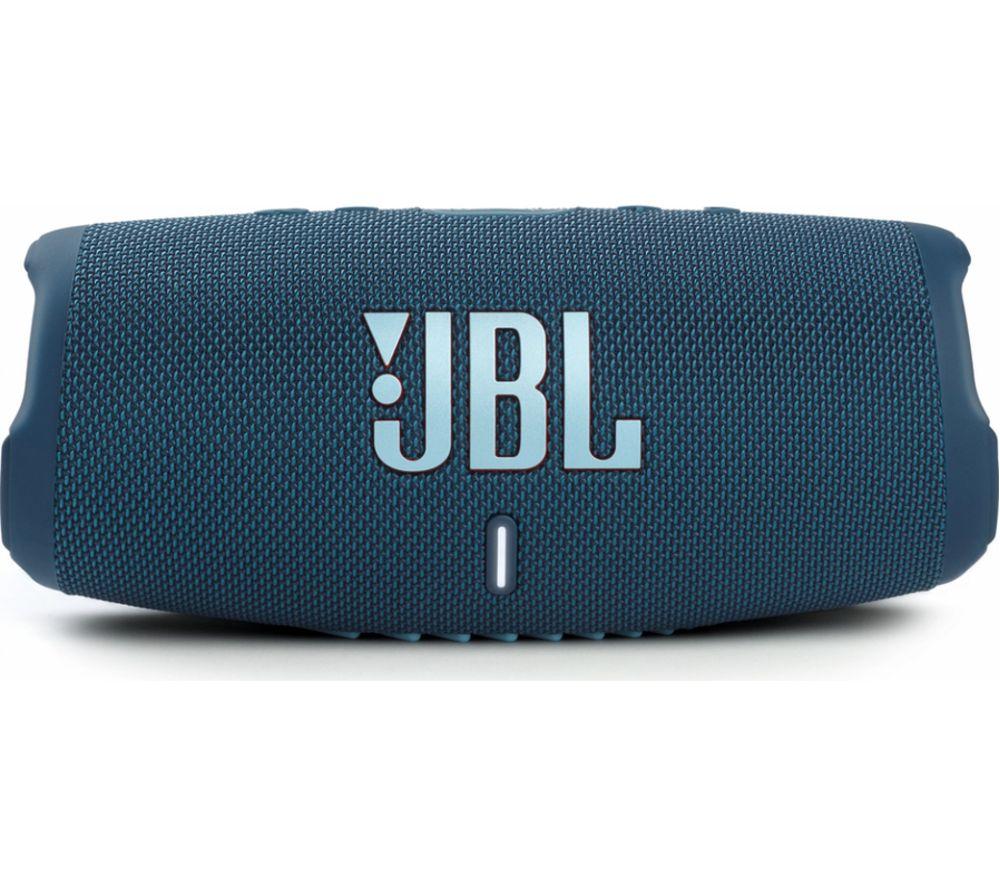 JBL Charge 5 Portable Bluetooth Speaker - Blue, Blue