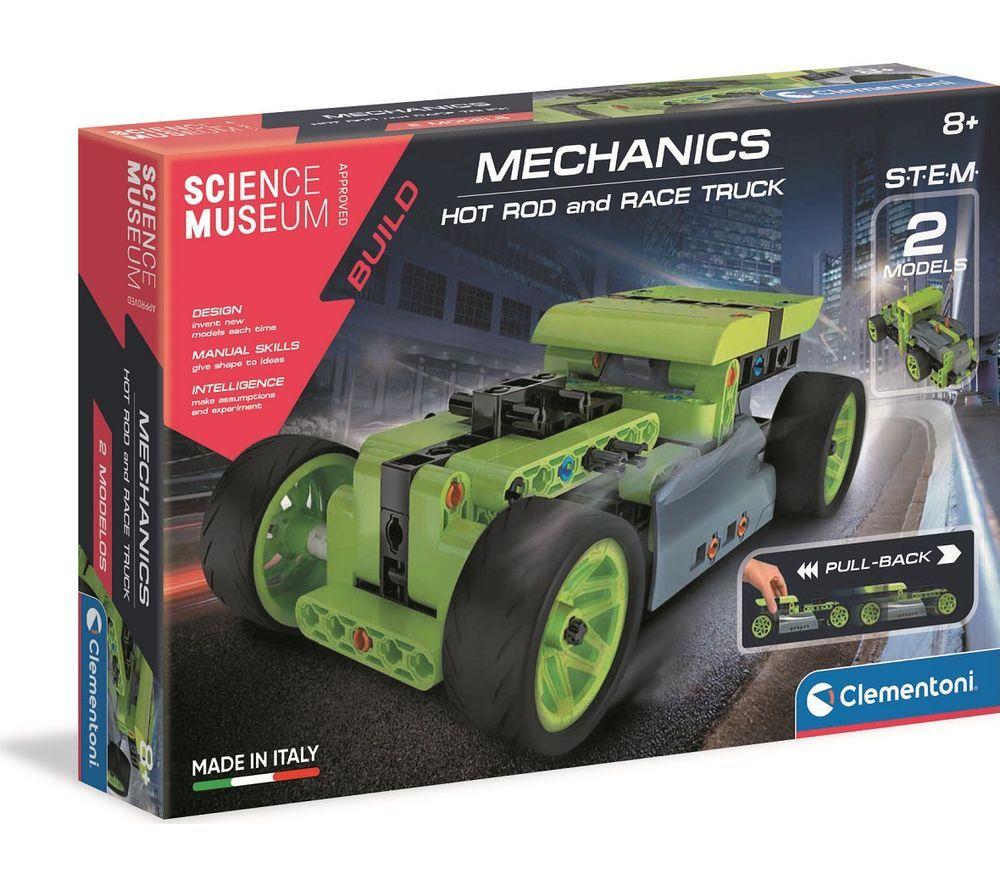 SCIENCE MUSEUM Pullback Car Kit