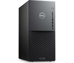 XPS DT 8940 Desktop PC - Intel® Core™ i7, 1 TB HDD & 512 GB SSD, Black