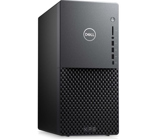 Image of DELL XPS DT 8940 Desktop PC - Intel® Core™ i7, 1 TB HDD & 512 GB SSD, Black