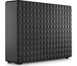 Expansion External Hard Drive - 10 TB, Black
