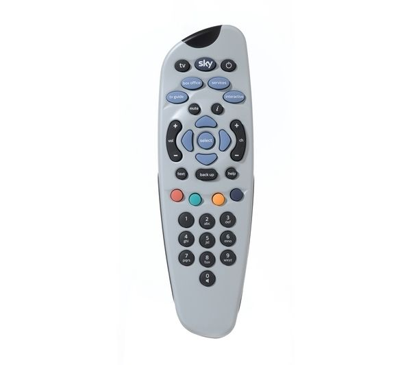 101 Sky TV Remote Control