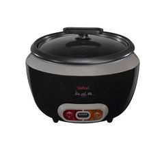 TEFAL RK1568UK CoolTouch Rice Cooker - Black