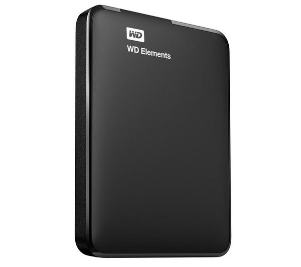 wd elements portable hard drive 500 gb black deals pc world. Black Bedroom Furniture Sets. Home Design Ideas