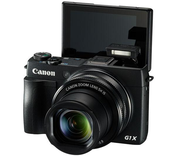 Buy canon powershot g mark ii high performance compact