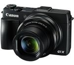 CANON PowerShot G1X Mark II High Performance Compact Camera - Black