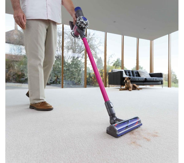 Buy Dyson V6 Absolute Cordless Vacuum Cleaner Silver