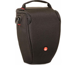 MANFROTTO MB H-M-E Advanced Holster Medium DSLR Camera Bag - Black